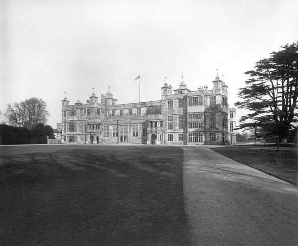 AUDLEY END HOUSE AND GARDENS, Saffron Walden, Essex