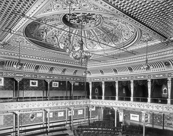THE EMPIRE PALACE THEATRE, Newgate Street, Newcastle-upon-Tyne