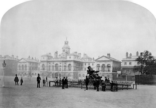 horse guards bb83 01019