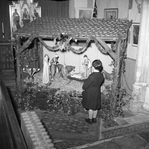 nativity scene aa99 02431