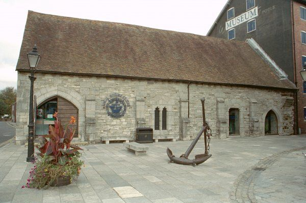 Rare example of a medieval warehouse. IoE 412572
