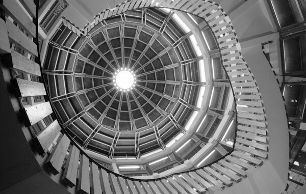stairwell university of birmingham aa98_05526