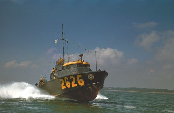 68' High Speed Launch Type 3 (Hants and Dorset)