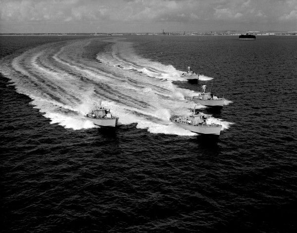 Gay Class motor torpedo boats, including Gay Fencer and Gay Centurion