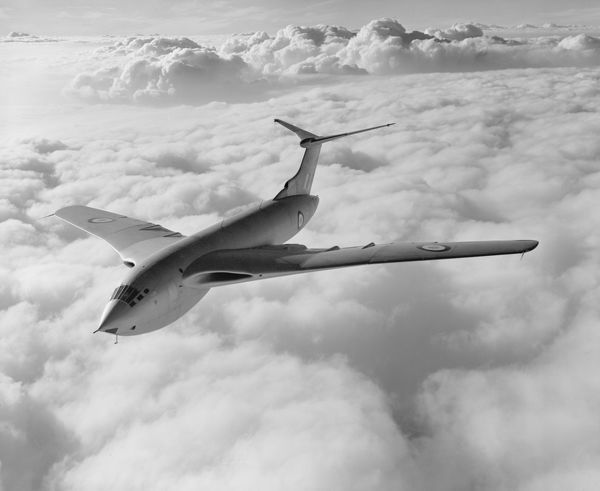Handley Page Victor prototype, Radlett 10 July 1953