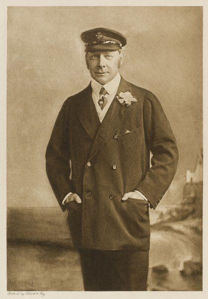 HUGH CECIL LOWTHER of LONSDALE, sportsman, huntsman, yachtsman, and so