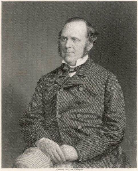 WILLIAM THOMAS SPENCER WENTWORTH, fifth earl FITZWILLIAM Statesman, Lord-lieutenant of the West Riding of Yorkshire