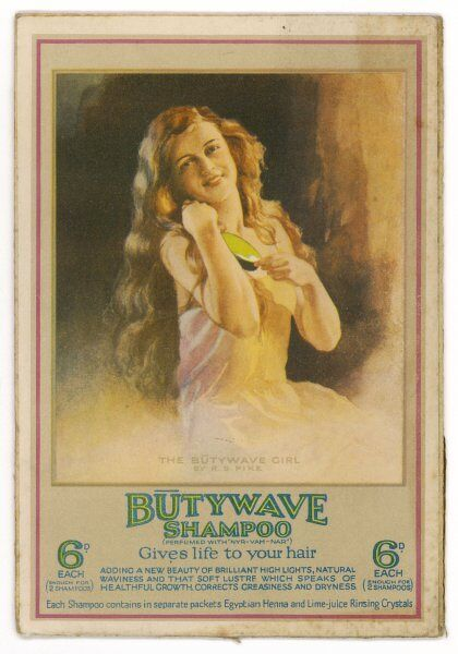 Butywave Shampoo - gives life to your hair