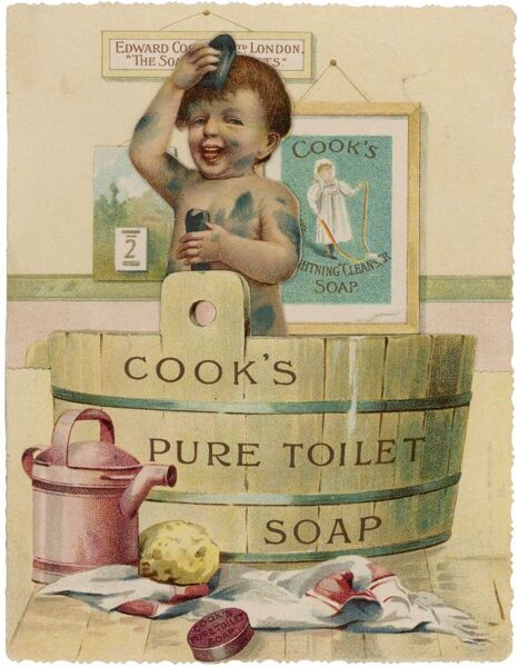 Cook's Pure Toilet Soap