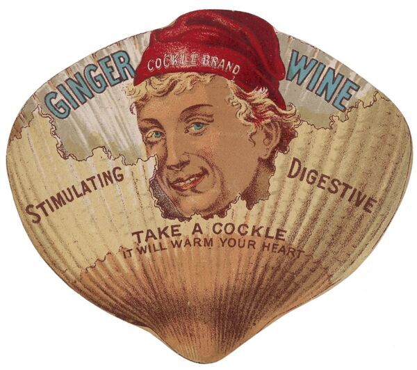 Cockle's Ginger Wine - stimulating, digestive