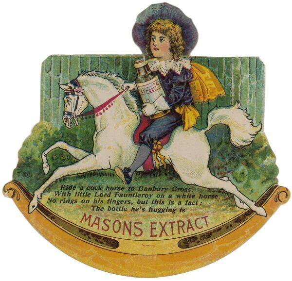 Mason's Extract of Herbs