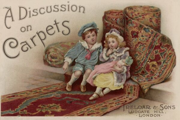 Treloar Carpets, Ludgate Hill, London