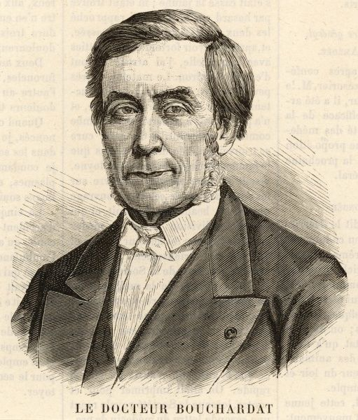 ADRIEN BOUCHARDAT French chemist