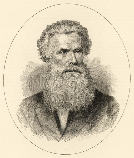 ALEXANDER DUFF Scottish missionary in India