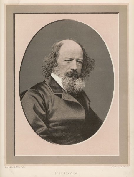 ALFRED, LORD TENNYSON writer