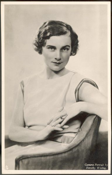 ALICE, DUCHESS OF GLOUCESTER Alice Montagu-Douglas-Scott, wife of Henry, Duke of Gloucester (married 1935)