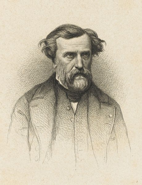 (Charles Louis) Ambroise Thomas. French opera composer