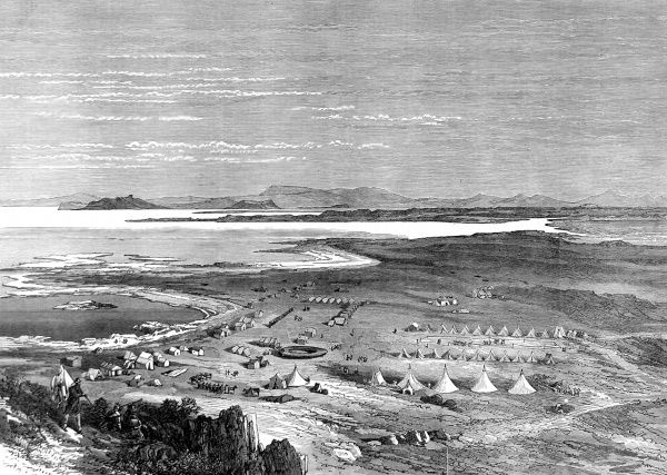 The American army fought the Modoc Indians at the Lava Beds, California, after the Modoc had killed General Canby and the Rev Dr Thomas at a conference of Modoc chiefs and US Peace Commissioners