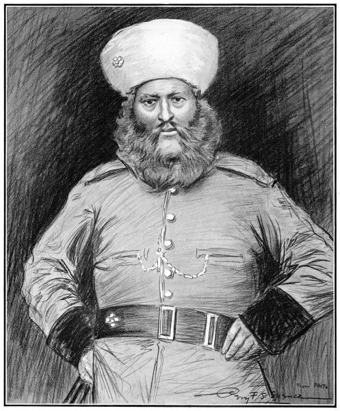 ABDUR RAHMAN KHAN After defeat of British at Maiwand, established as stable ruler of the many tribal factions in Afghanistan