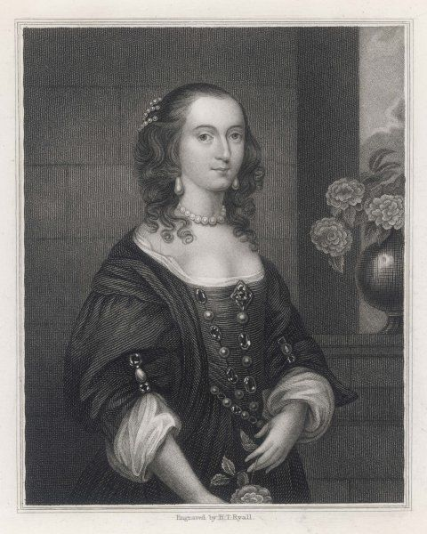 ANNE CLIFFORD, wife (1) of Thomas Sackville, first earl of DORSET ; (2) of Philip Herbert, second earl of PEMBROKE & MONTGOMERY