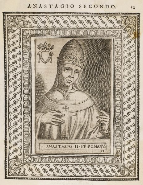 ANTI-POPE ANASTASIUS II