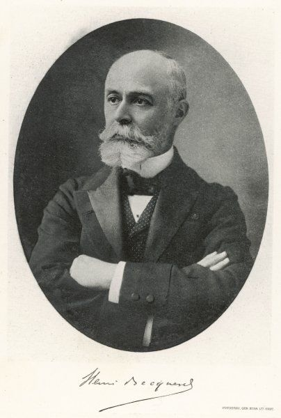 ANTOINE-HENRI BECQUEREL French physicist who won the Nobel prize for physics in 1903