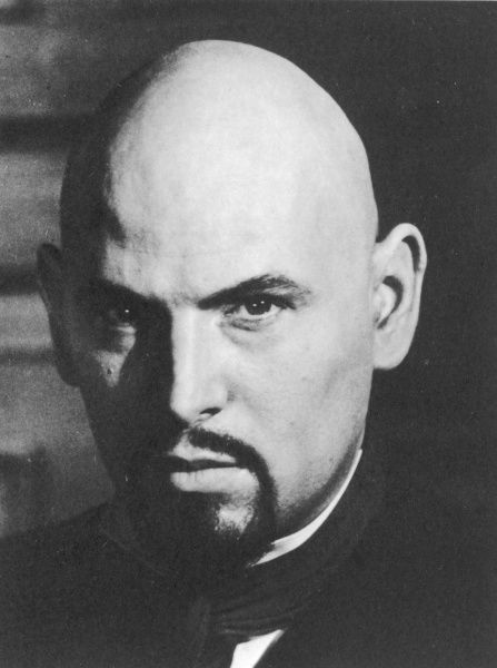 ANTON SZANDOR LAVEY self-anointed High Priest of the Church of Satan, author of The Satanic Bible etc
