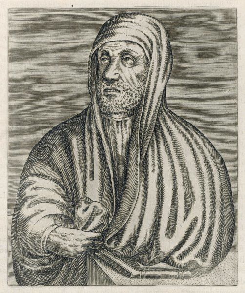 IBN SINA known in the West as Avicenna Islamic scientist and philosopher