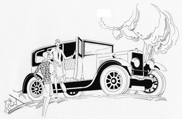 B_w. 2 women & saloon car 1929.jpg