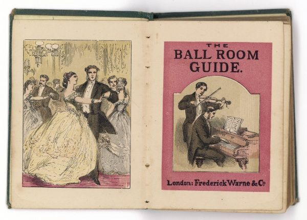 'THE BALL ROOM GUIDE&#39