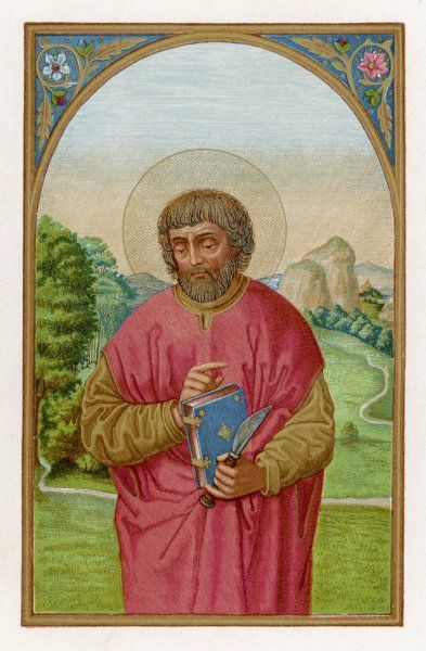SAINT BARTHOLOMEW THE APOSTLE