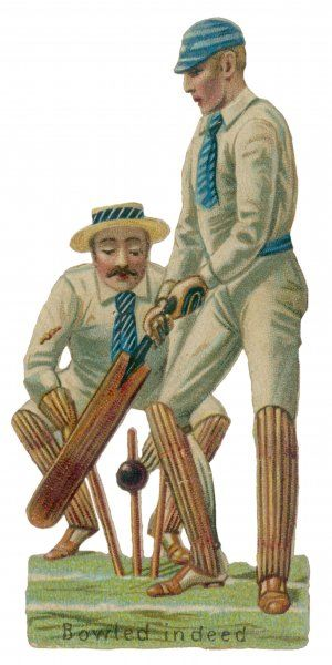 Batsmen and wicketkeeper
