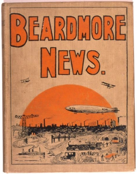The 'Beardmore News' - a publication of the Beardmore Transport Group