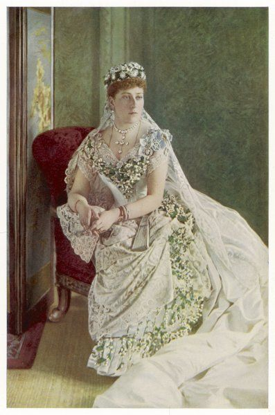 PRINCESS BEATRICE Daughter of Victoria, married Prince Heinrich of Battenberg in 1885