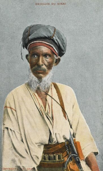 "Bedouin Man - Sinai, Egypt. Egyptains call the Sinai Peninsula the ""Land of Fayrouz&quot"