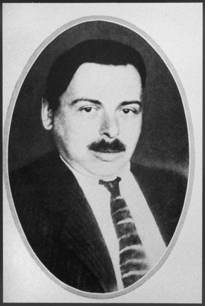 BELA KUN Hungarian politician and revolutionary, founded Hungarian Communist Party in 1918