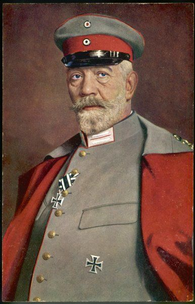 THEOBALD BETHMANN-HOLLWEG German soldier and statesman