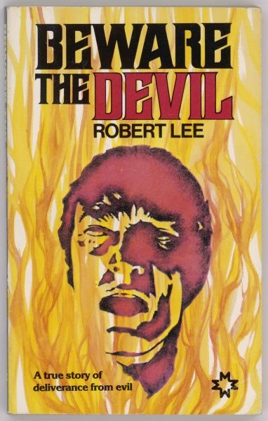 'BEWARE THE DEVIL' Robert Lee