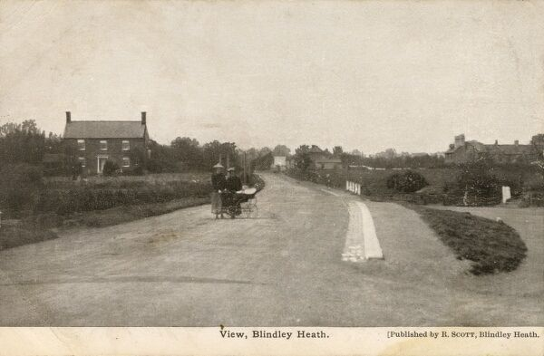 Blindley Heath, Surrey Date: 1905