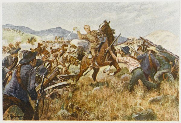 TWEEBOSCH De la Rey's Boers inflict a crushing defeat on Methuen's force, wounding and capturing the general and scoring a major tactical victory