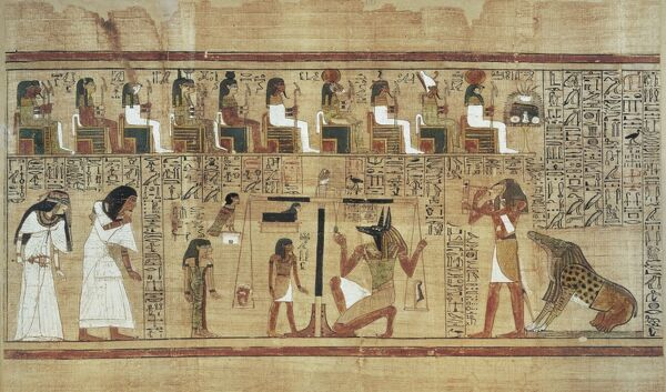 egyptian book of the dead for sale
