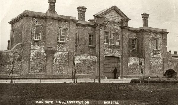 The original Borstal Institution at Borstal in Kent, originally established in 1902 to provide an alternative to prison for young offenders aged 16 to 21