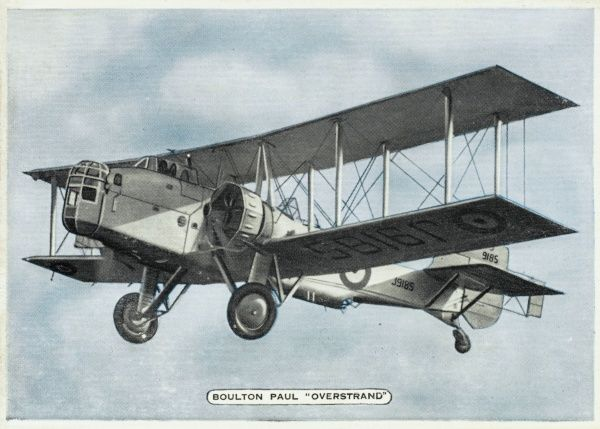 Though it serves with the RAF from 1933 to 1937, this plane is already old-fashioned with its biplane format and fabric covered wings and fuselage, and is withdrawn