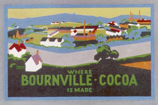 'WHERE BOURNVILLE COCOA IS MADE&#39