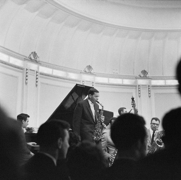 Buxton Jazz Concert. Photograph by Norman Synge Waller Budd