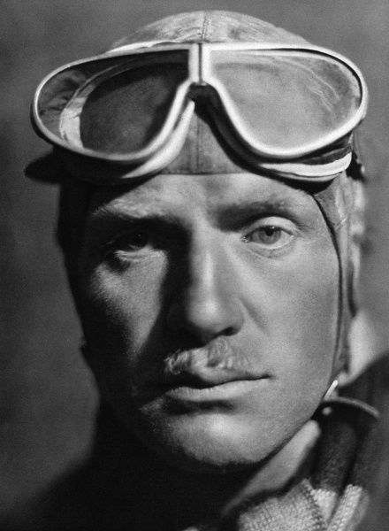 Flight Lieutenant Charles William Anderson Scott, AFC (13 February 1903 15 April 1946), record-breaking English aviator, best known for winning the MacRobertson Air Race in 1934 together with T. Campbell Black. Date: 1934