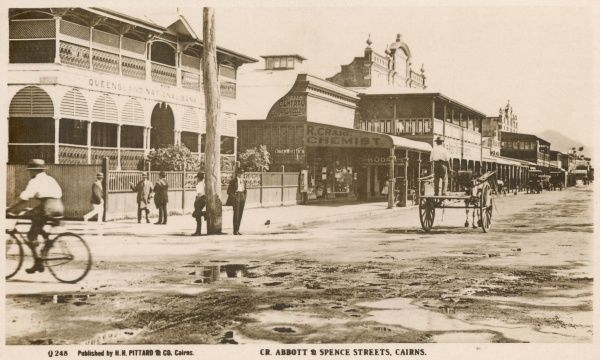 Cairns, Queensland, Australia, c. 1900s