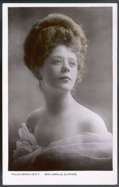 CAMILLE CLIFFORD Actress