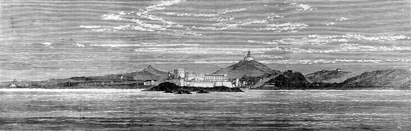 Cape Coast Castle was the was the seat of British colonialism upto the time of the 2nd Ashanti War