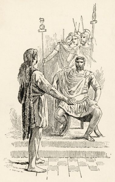 Caratacus was a historical British chieftain of the Catuvellauni tribe, who led the British resistance to the Roman conquest